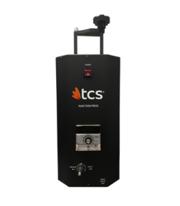 TCS injection machine: Equipment to fabricate TCS Flexible partial